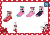 Meias Disney Minnie Dots sortidas