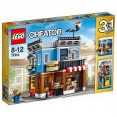 Mercearia de Luxo da Esquina Lego Creator