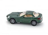 Mercedes Mc Laren SLR, verde escuro