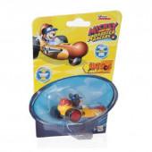Mickey Roadster Hot Dog