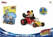 Mickey Roadster Hot Rod Vermelho
