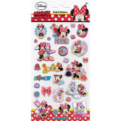Mini Autocolantes Foil Minnie Mouse
