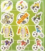Mini Autocolantes Futebol