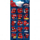 Mini Autocolantes Homem-Aranha