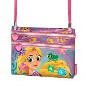 Mini Bolsa Tiracolo horizontal Rapunzel