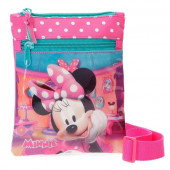 Mini-bolsa vertical Disney Minnie Smile