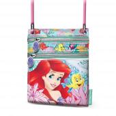 Mini-Bolsa Vertical Princesa Ariel Coral