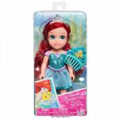 Mini Boneca Ariel Princesas Disney 15cm