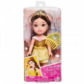 Mini Boneca Bela Princesas Disney 15cm