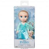 Mini Boneca Elsa Frozen 15cm
