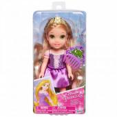 Mini Boneca Rapunzel Princesas Disney 15cm