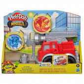 Mini Camião de Bombeiros Play Doh