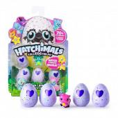 Mini Hatchimals Pack 5 Figuras
