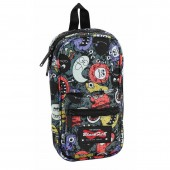 Mini-mochila 4 estojos completos Blackfit8 - Monsters