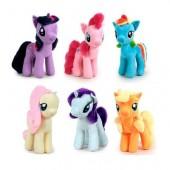 Mini Peluches My Little Pony 17cm - sortido