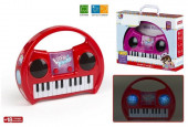 Mini Piano Infantil Eletrónico
