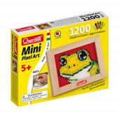 Mini Pixel Art o Sapo 1200 Pinos + Placa Quercetti