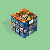 Mini Puzzle Cubo Mágico Patrulha Pata Brinde