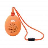 Mini Talk Coluna Bluetooth MP3 + Micro Laranja