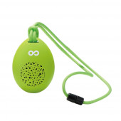 Mini Talk Coluna Bluetooth MP3 + Micro Verde
