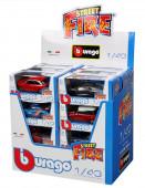 Miniatura Burago Street fire 1:43