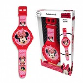 Minnie Relógio Parede 47cm