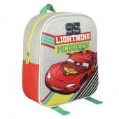 Mochila 3d de Faísca Cars - Lightning