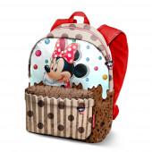 Mochila 3D escolar 42cm Minnie Disney Muffin