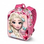 Mochila 3D pré-escolar 31cm Frozen - Summer Chill
