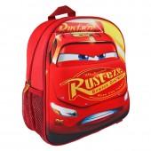 Mochila 3D pré-escolar Eva 31cm Cars - Rust.eze