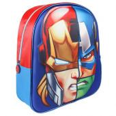 Mochila 3Dpré-escolar 31 Avengers