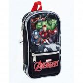 Mochila 4 portatodo completos Vengadores Marvel Gallery Edition