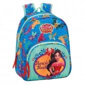 Mochila adap.Pré-escolar 34cm Elena Avalor Disney-Heroic Heart