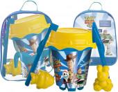 Mochila + Balde + Acessórios Praia Toy Story 4