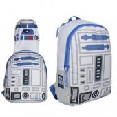 Mochila Capuz Star Wars R2-D2 Disney