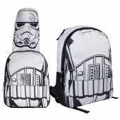 Mochila Capuz Stoormtrooper Star Wars Disney
