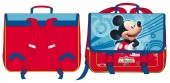 Mochila escolar 38cm horizontal de Mickey- Club House