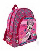 Mochila escolar 3D adap trolley Disney Minnie Travel