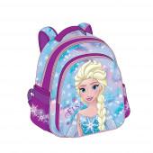 Mochila Escolar 3D de 43 cm Frozen Elsa