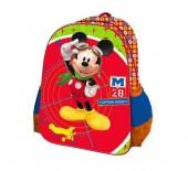 Mochila Escolar 3D Mickey Captain