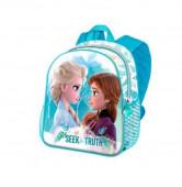 Mochila Escolar 40cm adap trolley Frozen 2 Seek the Truth