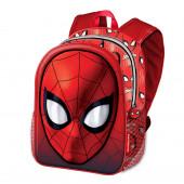 Mochila Escolar 40cm adap trolley Spiderman Spiderweb