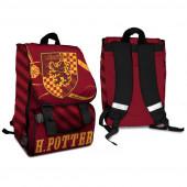 Mochila Escolar 40cm Harry Potter Gryffindor