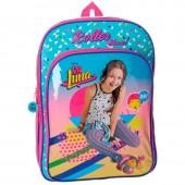 Mochila Escolar 40cm Sou Luna - Roller Zone