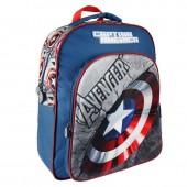 Mochila escolar 41 cm Marvel Avengers 3D