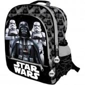 Mochila escolar 41cm adaptável Star Wars - Darth Vader