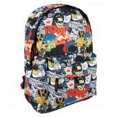 Mochila Escolar 41cm Batman DC Comics