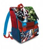Mochila escolar 41cm Italiana de Avengers