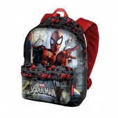 Mochila escolar 42 cm Spiderman - Dark