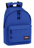 Mochila escolar 42cm Blackfit8 Navy blue